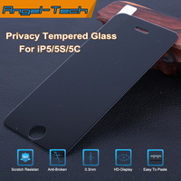 Privacy tempered glass screen protector