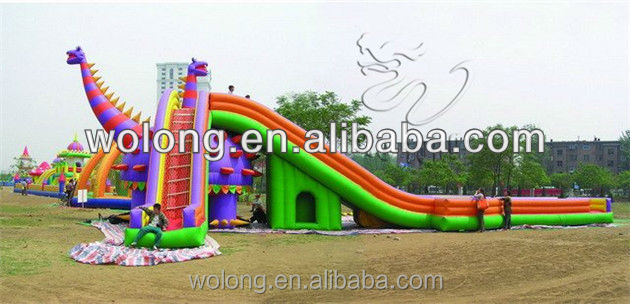 outdoor equipment inflatable slide on sale!!!
