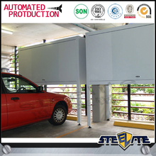 European Modern Garage Steel Tool Storage cabinet Over Car Bonnet Cabinet/Parking Place Bicycle Locker