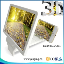 New products 3D mobile phone enlarged screen bracket , magnifier enlarged screen for mobile phone