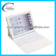 Bluetooth Keyboard Leather Case for iPad 2 3 4