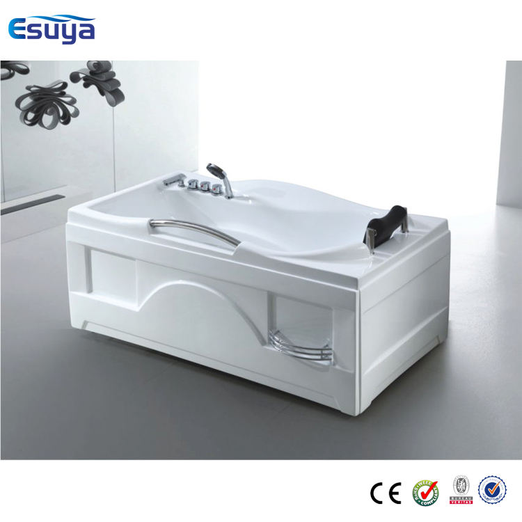 New design Whirlpool Spa Jets indoor whirlpool bathtub / plastic portable bathtub for adults