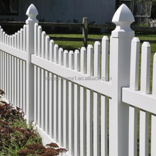 High Quality Plastic Big /Small Fence For Garden