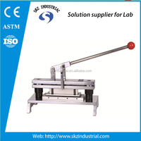 6.0 x 0.5 inch strip punch RCT sample cutter for paper ring crush tester