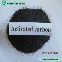 12x40 mesh granular coconut shell activated carbon price per ton