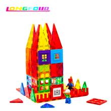 60PCS triangle building blocks space