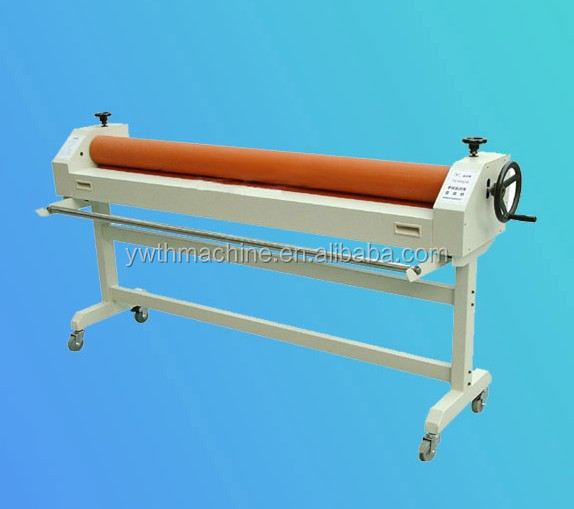 160cm Manual Cold Roll Laminator