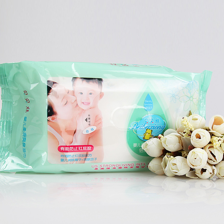 high quality Baby Wet wipes in China