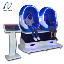 High quality 6 seats vr cinema 9d roller coaster simulator theme park amusement games machine virtual reality 9d for sale
