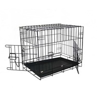 Indoor outdoor customized modular foldable metal dog cages house