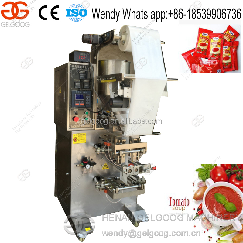 Automatic Best Selling Tomato Paste Packing Machine