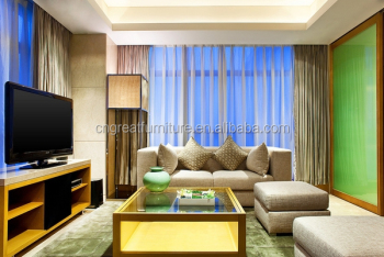 High end luxury leather corner sofa design/ Modern lobby good quality hotel simple design modern sofa