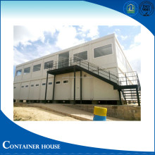Two Layer Prefabricated Container House Living Home By China Supplier