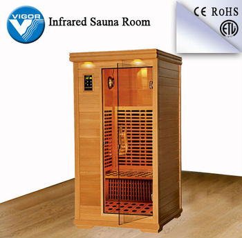 Best selling indoor infrared sauna room portable far for Cost of building a home sauna