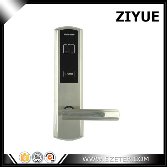 Wireless wifi hotel lock system electronic hotel RF card door lock