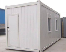 alibaba cheap prefab houses / Easy installation flatpack container homes