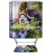 avanti linens colibri shower curtain