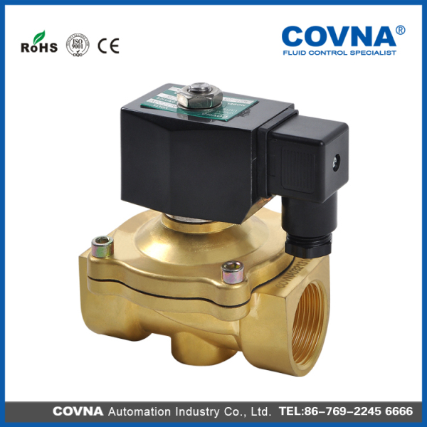 Electromagnetic solenoid valve normal open/normal close