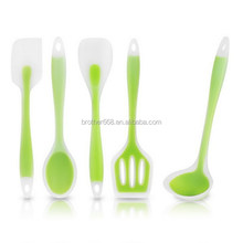 food silicone kitchen utensils and stylish mobile phone back cover