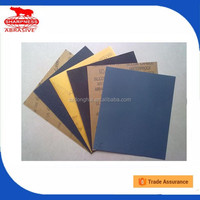 HD130 high quality latex paper water sandpaper