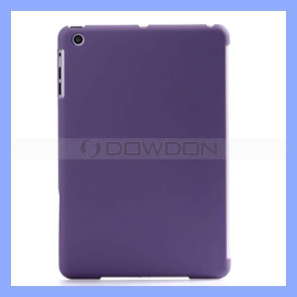 Colored Matt Cover for iPad Mini Hard Back Case