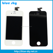 High quality for iphone 4S LCD screen with digitizer with whole sale price