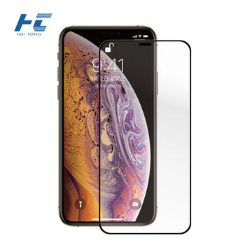 3D tempered glass For iphone xs, 3D glass for iphone xs glass screen protector