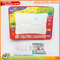 Good quality kids water painting doodle mat drawing mat toy