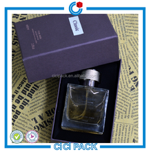 Cicipack brand wholesale cardboard paper packing skincare oils gift box on upscale perfume packaging