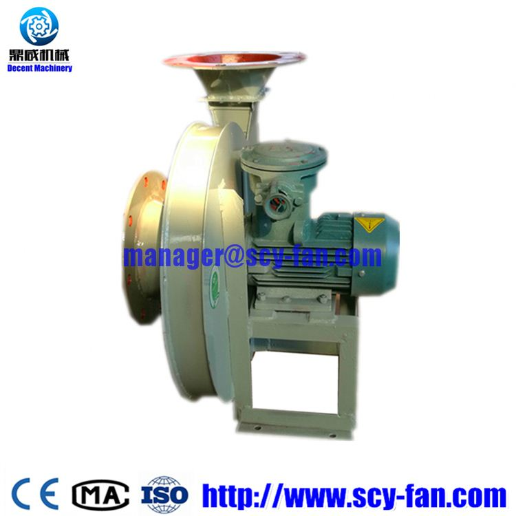 T35-11 mobile safety exhaust fan axial explosion proof fan