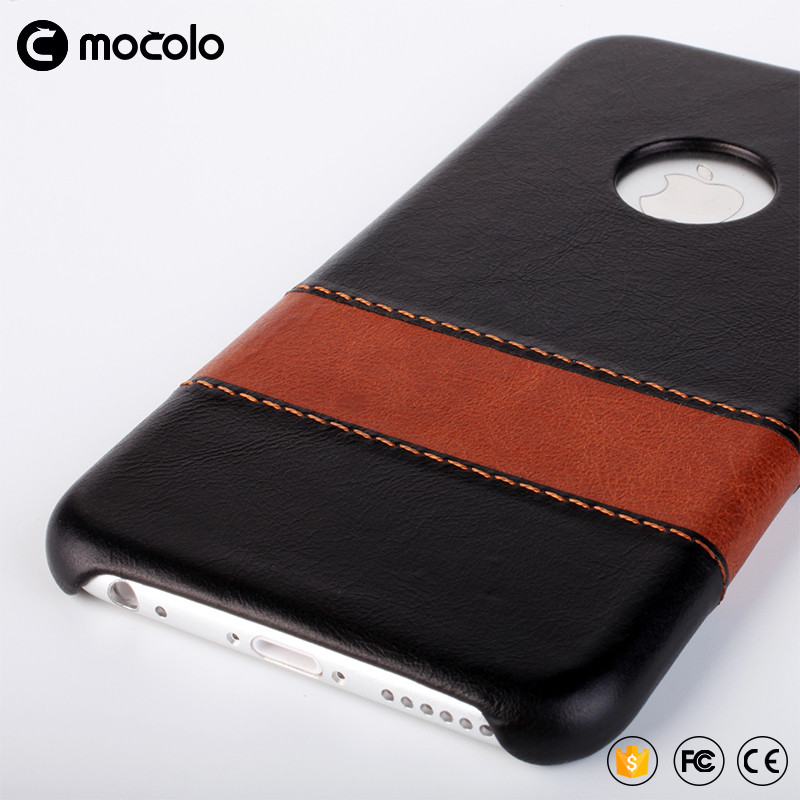 mobile phone case leather phone case, PU cover case for iphone 7