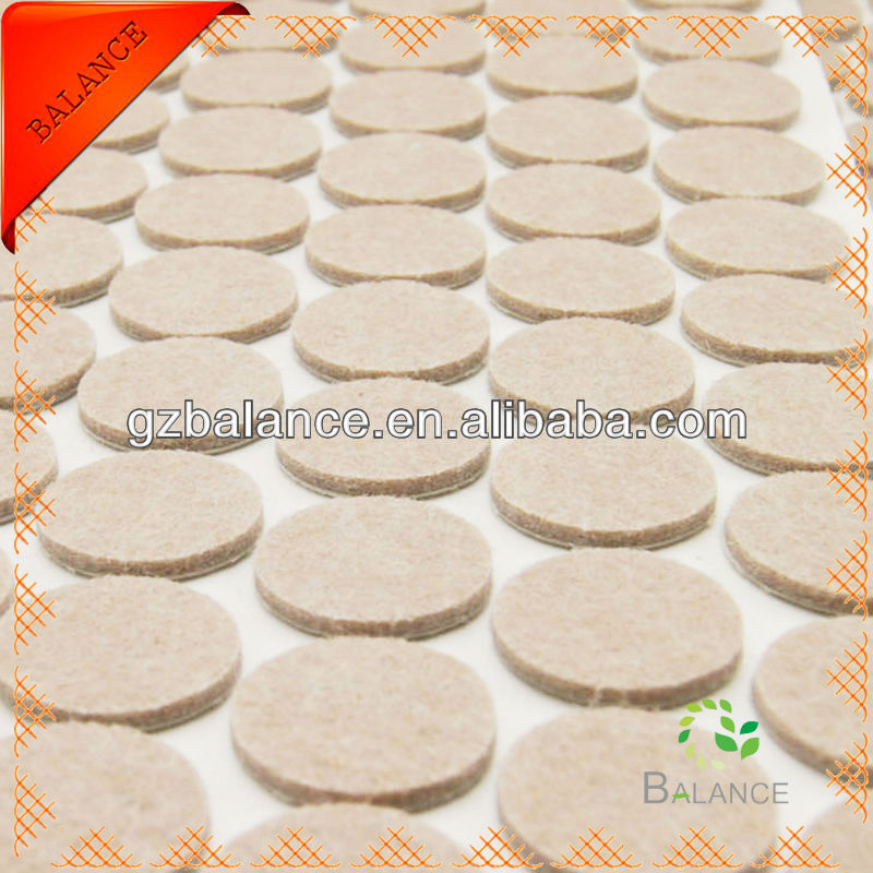 eva gule backing adhesive furniture leg pad