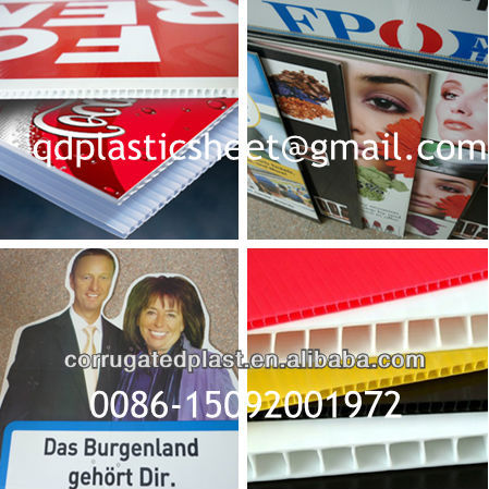 Corrugated Plastic Signs, Coroplast Signs, Correx Signs