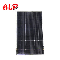 Credible china ultraviolet land mono solar panels 280w with quality warranty