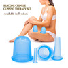 Best Seller Health Care Product Anti Cellulite Silicone Vacumm Massage Suction Cup HA01633