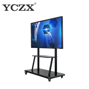 Industrial 86 inch LED Interactive Multi Touch Screen Monitor