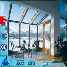 clear tempered laminated glass roof panels