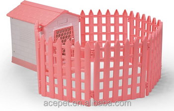 Pet Villa with Fences