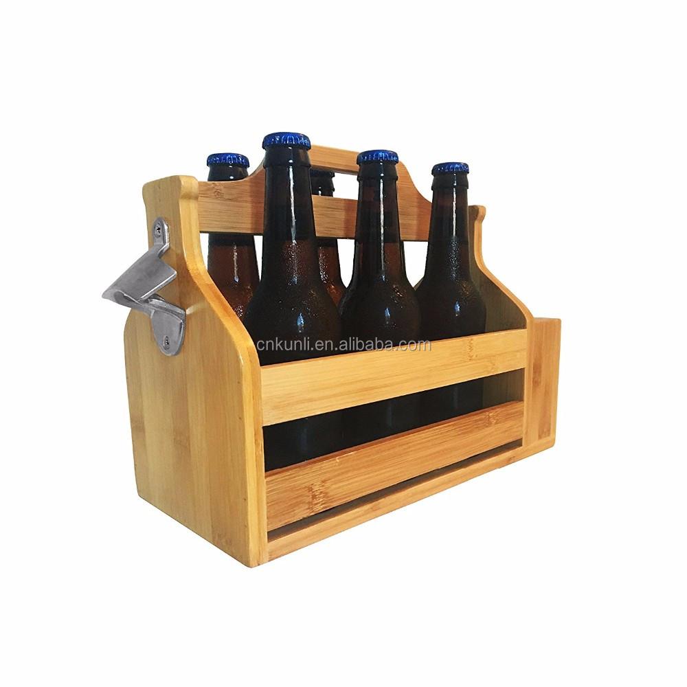 사용자 정의 나무 배송 상자 맥주 소나무 나무 선물 상자