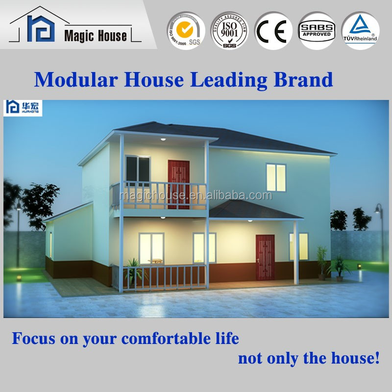 Prefabricated apartment building prefab/steel building/mobile housing design