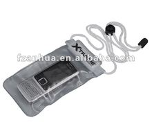 hot sell pvc phone waterproof case all colors available