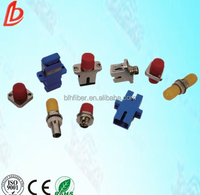 Fiber Optic Adapter ST FC LC SC Fiber Coupler Combination for Telecommunication
