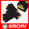 Wholesale promotion product cheap multi-functional winter knit gloves