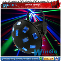 WG-G2014 hanging led lights/Tri-color 3 in 1 LED DJ lighting /LED Mushroom lighting