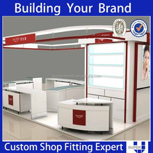 Factory Direct First Class Shop Counter Table Design
