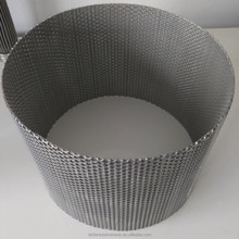 high quality sintered wire mesh agricultural water filter