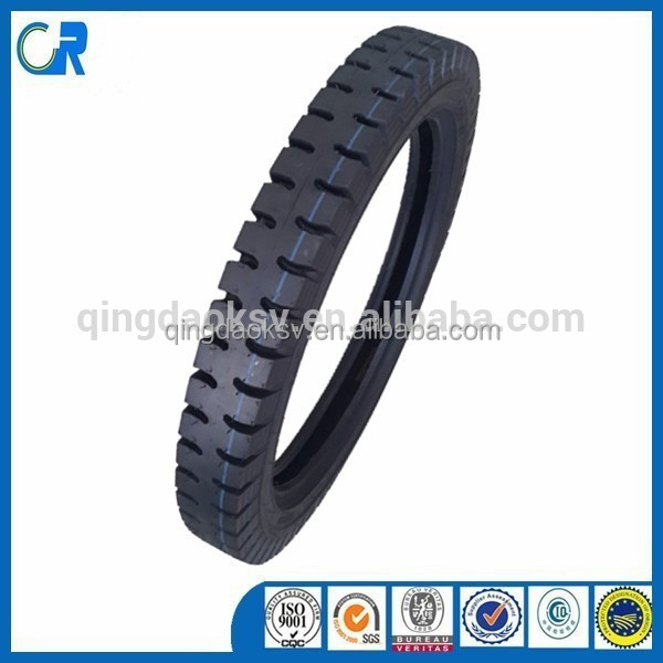 Professional manufacturer high quality Motorcycle tyre 250-17 lug pattern tire