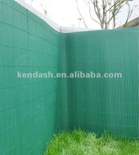 14mm PVC Double Face Fence Size 1x3m Green