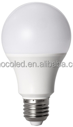Cheapest price 3w 5w 7W 9w 12w 15w 20w LED bulb e27 B22 for india market