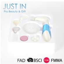 Facial Brush 7 in 1 Facial Massager Face Brush With 7 Brush Heads